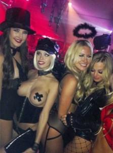 Look Inside Playboy's Halloween Party (52 photos) 16