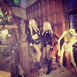 Look Inside Playboy's Halloween Party (52 photos) 30