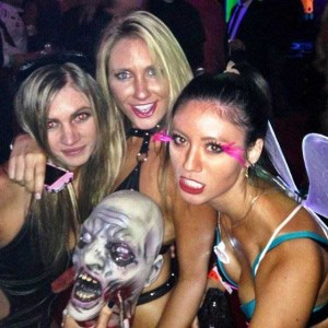 Look Inside Playboy's Halloween Party (52 photos) 32