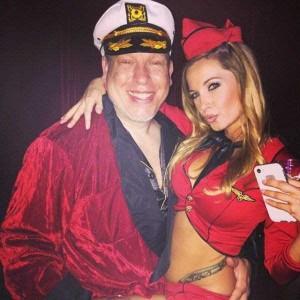 Look Inside Playboy's Halloween Party (52 photos) 38