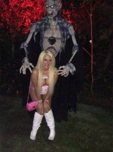 Look Inside Playboy's Halloween Party (52 photos) 46