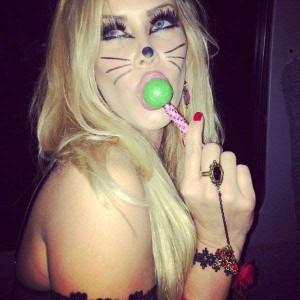 Look Inside Playboy's Halloween Party (52 photos) 50