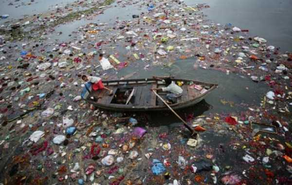 Rivers in India are Extremely Polluted (14 photos) 12