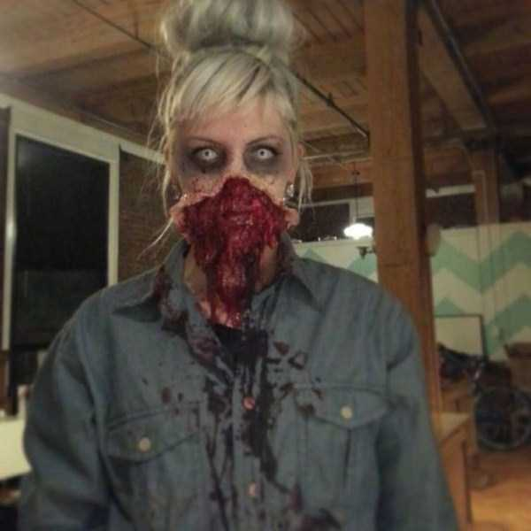 realistic halloween makeup ideas 1 pictures