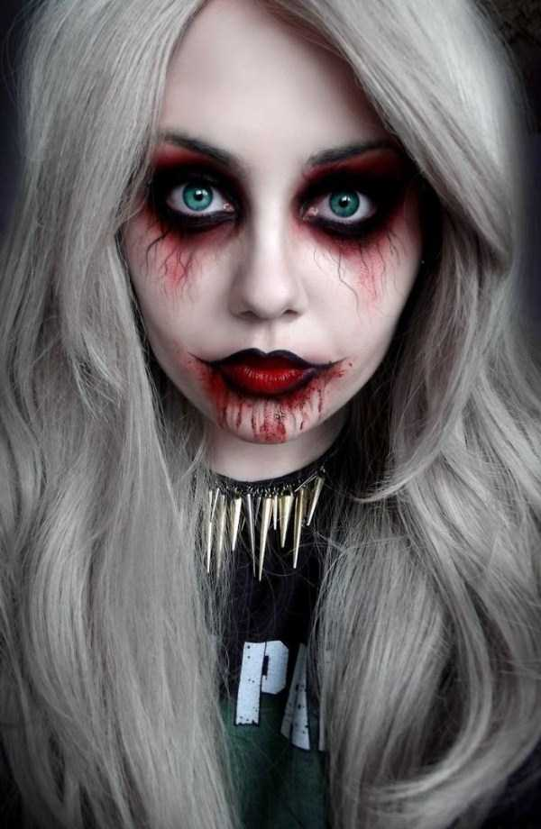 realistic halloween makeup ideas 11 pictures