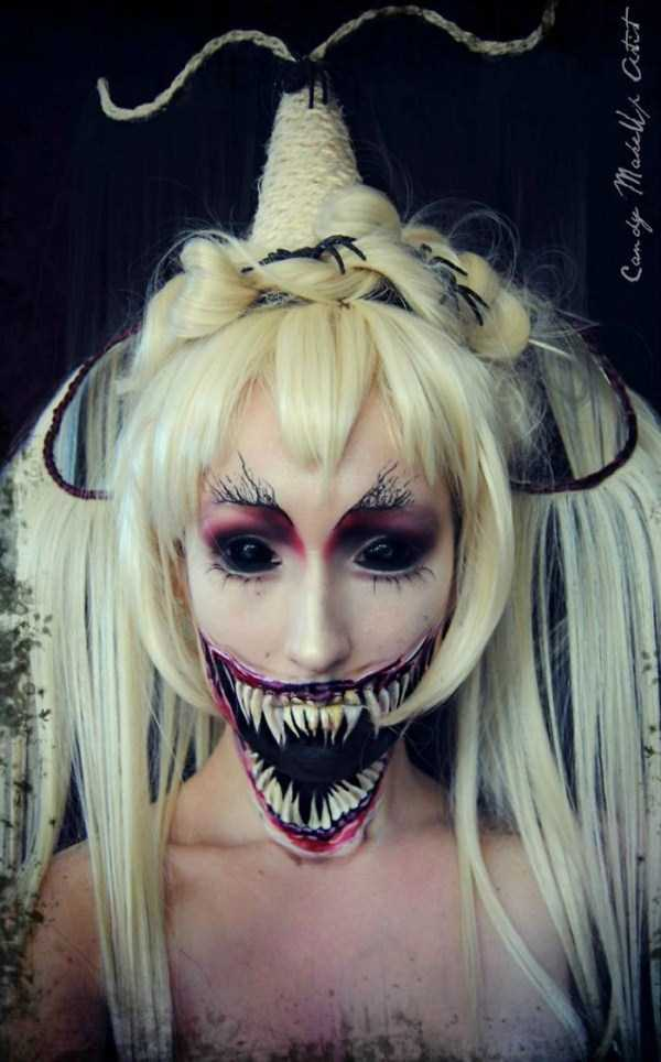 realistic halloween makeup ideas 14 pictures