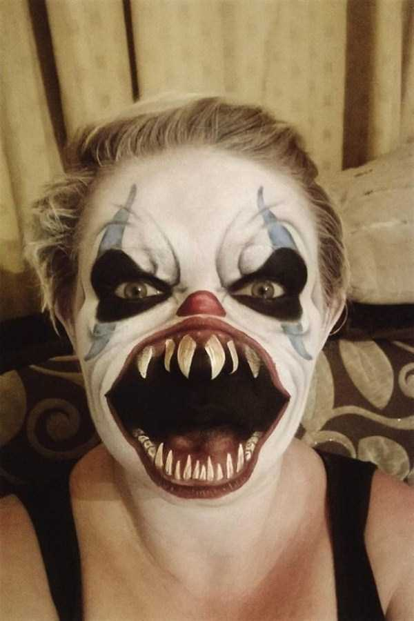 realistic halloween makeup ideas 24 pictures