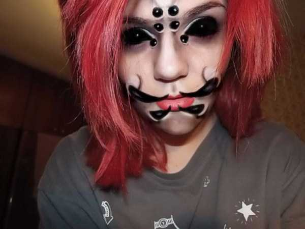 realistic halloween makeup ideas 30 pictures