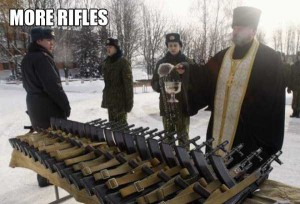 Orthodox Priests Will Bless Almost Anything (26 photos) 7
