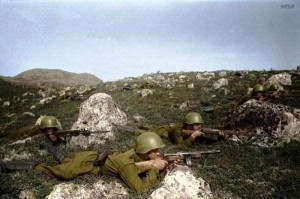 Colorized Photos of Soviet Red Army in WW II (40 photos)  15