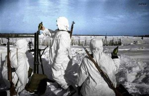 Colorized Photos of Soviet Red Army in WW II (40 photos)  19