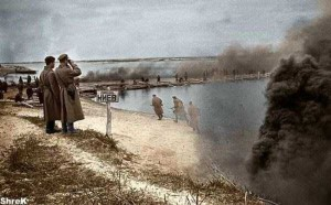 Colorized Photos of Soviet Red Army in WW II (40 photos)  21