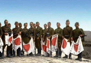 Colorized Photos of Soviet Red Army in WW II (40 photos)  38