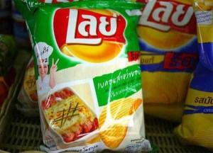 Odd and Unusual Potato Chip Flavors (29 photos) 12