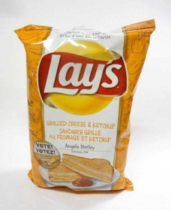 Odd and Unusual Potato Chip Flavors (29 photos) 17