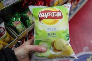 Odd and Unusual Potato Chip Flavors (29 photos) 20