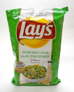 Odd and Unusual Potato Chip Flavors (29 photos) 29