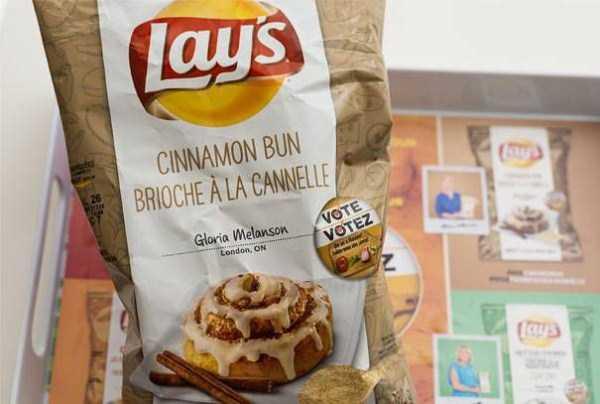 Odd and Unusual Potato Chip Flavors (29 photos) 8