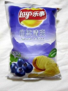 Odd and Unusual Potato Chip Flavors (29 photos) 9