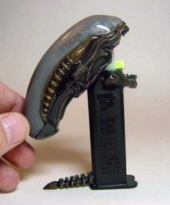 Some Of The Wackiest PEZ Dispensers (43 photos) 13