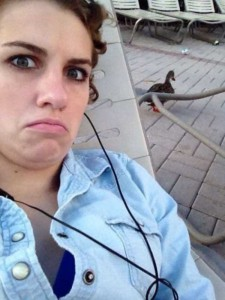 This Girl Isn't Thrilled With Disney World (25 photos) 11