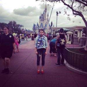 This Girl Isn't Thrilled With Disney World (25 photos) 3