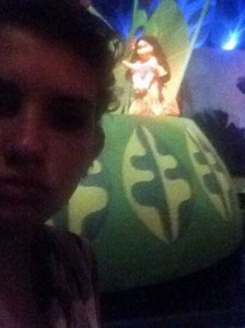 This Girl Isn't Thrilled With Disney World (25 photos) 5