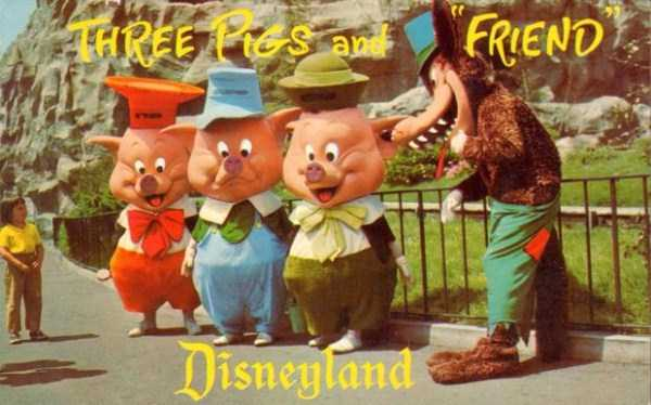Disneyland Used to be Kinda Creepy (23 photos) 19