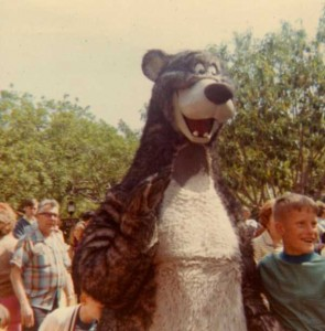 Disneyland Used to be Kinda Creepy (23 photos) 5