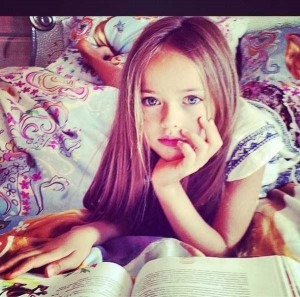 9-year-old Star of Fashion Magazines (26 photos) 14
