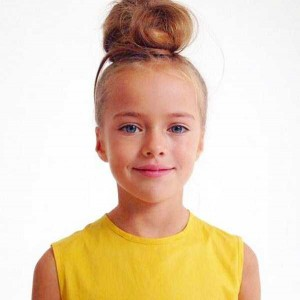 9-year-old Star of Fashion Magazines (26 photos) 15