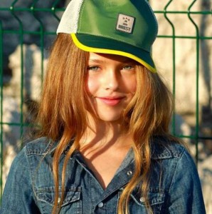 9-year-old Star of Fashion Magazines (26 photos) 16