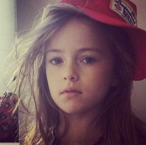 9-year-old Star of Fashion Magazines (26 photos) 18