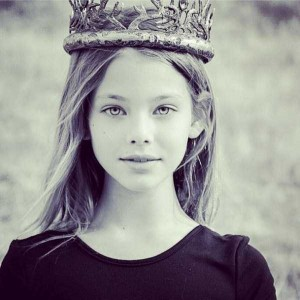 9-year-old Star of Fashion Magazines (26 photos) 21