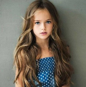 9-year-old Star of Fashion Magazines (26 photos) 22