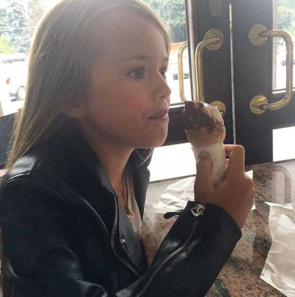 Kristina pimenova 7 klyker 9 year old star of fashion magazines 26 photos 7 thecheapjerseys Images