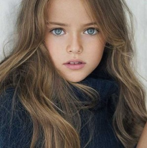 9-year-old Star of Fashion Magazines (26 photos) 8