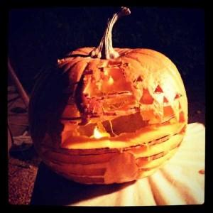Horrible Halloween Pumpkin Carving Fails (26 photos) 14