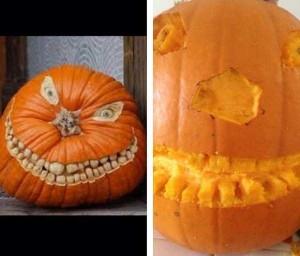 Horrible Halloween Pumpkin Carving Fails (26 photos) 3