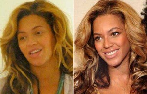 What 20 Famous Women Look Like Without Makeup (20 photos) 2
