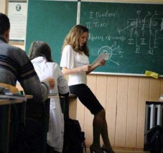 Some Teachers Just Don't Fit the Cliches (43 photos)