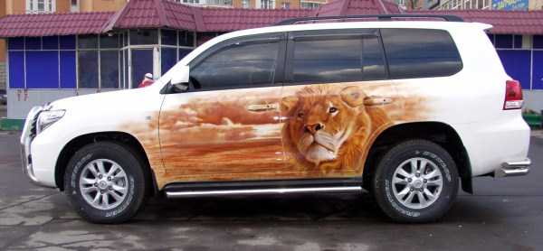 Awesomely Custom Painted Cars (58 photos) 37