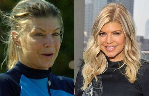 fergie-without-makeup