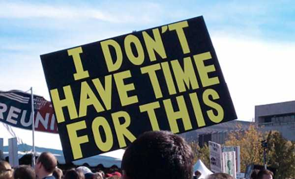 Funny and Imaginative Protest Signs (32 photos) 30
