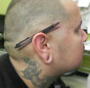 Truly Amazing 3D Tattoo Designs (50 photos) 17