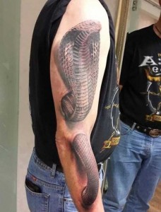 Truly Amazing 3D Tattoo Designs (50 photos) 18