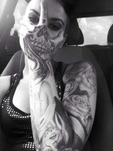 Truly Amazing 3D Tattoo Designs (50 photos) 46