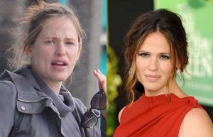 What 20 Famous Women Look Like Without Makeup (20 photos) 6