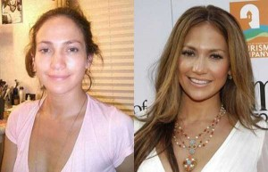 What 20 Famous Women Look Like Without Makeup (20 photos) 7