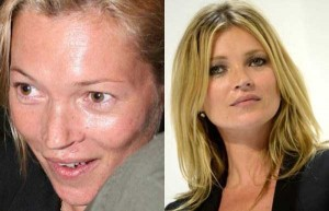 What 20 Famous Women Look Like Without Makeup (20 photos) 10